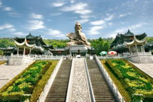 江苏茅山风景名胜区