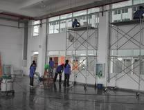 厂房玻璃清洗