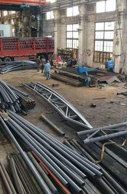鋼結構加工廠