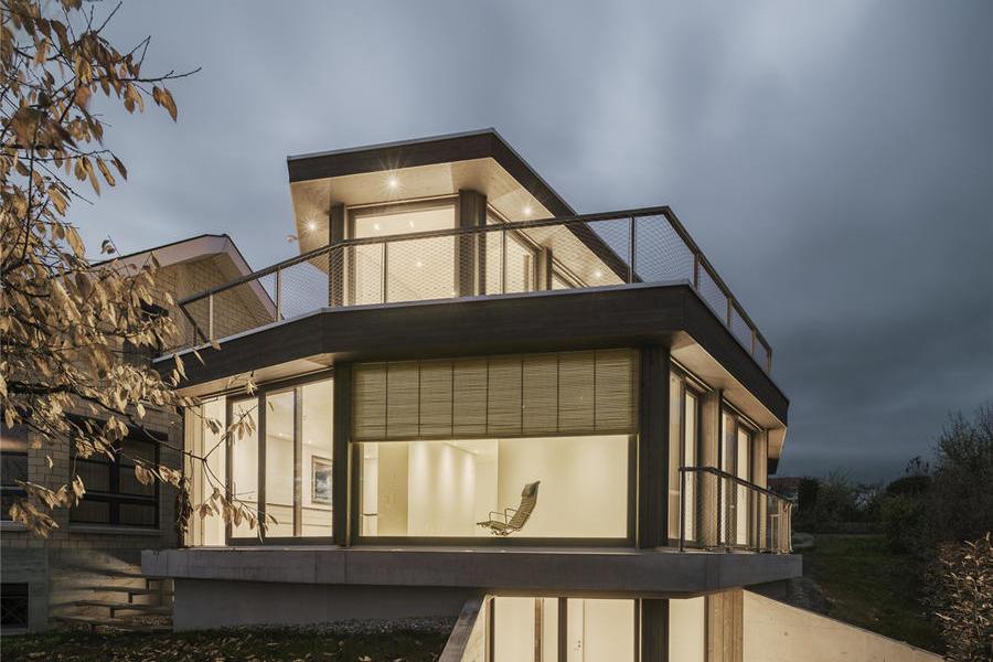 玲瓏精致的瑞士住宅