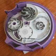 藥物準納器模型