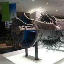 通用发动机模型