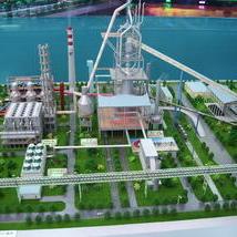钢铁厂模型