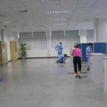 办公楼日常保洁