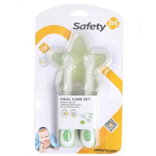 美國 安全第一 Safety1st 兒童口腔護理套裝 18m+(3件套)