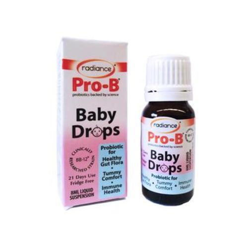 新西蘭瑞安士Radiance PRO-B液態益生菌嬰兒滴劑
