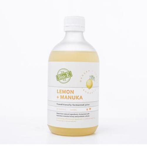 澳洲Bio E檸檬蜂蜜酵素 500毫升