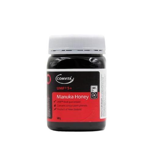 新西蘭康維他comvita 麥盧卡滋營養保健花蜂蜜UMF5+ 500g