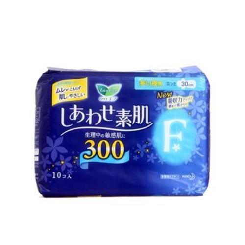 日本花王衛生巾樂而雅F系列夜用30cm*10片