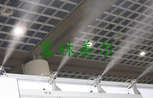 印刷厂二流体加湿
