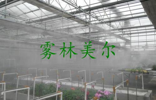 大棚高压微雾加湿