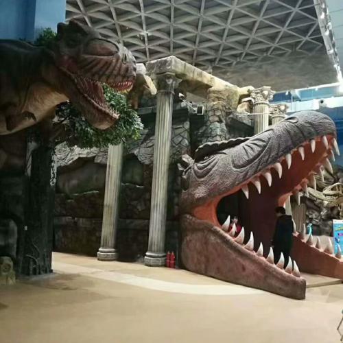恐龍莊園案例