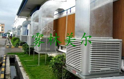 工业冷风机降温