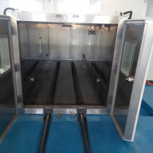 轨道式高低温交变湿热试验室