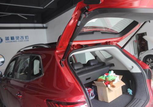上海荣威RX5改装电动尾门后备箱