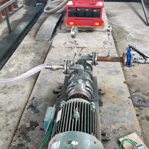 衬胶双螺杆泵(污泥)