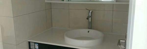 斯诺格集成热水器洗衣机柜安装案例