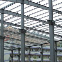 钢结构大型生产车间