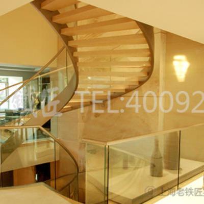 玻璃楼梯1