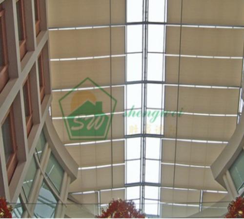 商业类建筑遮阳方案