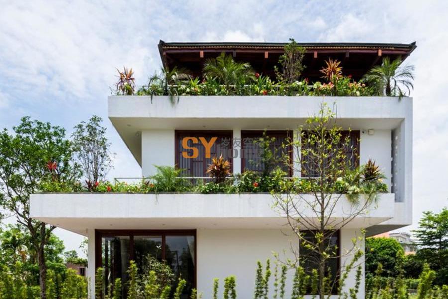越南阶梯住宅