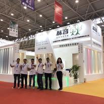 林音-抗菌板无机预涂板冰火板完美落幕武汉第19届全国医院建设大会