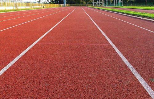 上海中学学校跑道