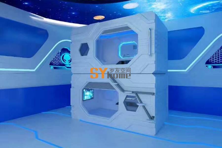 太空舱胶囊酒店