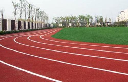 绍兴某学校跑道