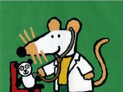 小鼠波波Maisy Mouse