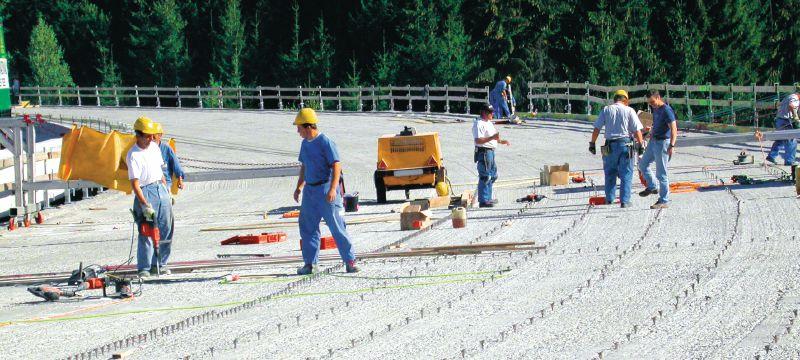 HIT-RE 500 高性能环氧胶粘剂用于植筋和重型锚栓紧固应用 产品应用 1