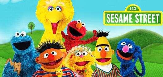 芝麻街Sesame Street