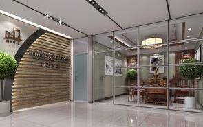 辦公室前臺接待區設計