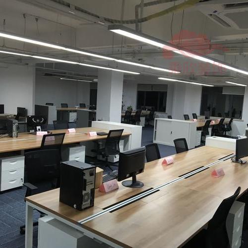 上海倍悦办公室装修项目