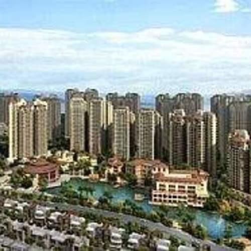 上海银厦花园
