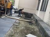 浦東學校食堂隔油池清抽、隔油池清洗、油污管道疏通