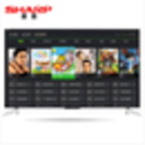 夏普(SHARP) LCD-45T45A 45英寸 安卓智能平板电视机 黑色 官方标配