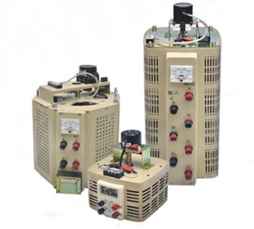 三相电动调压器