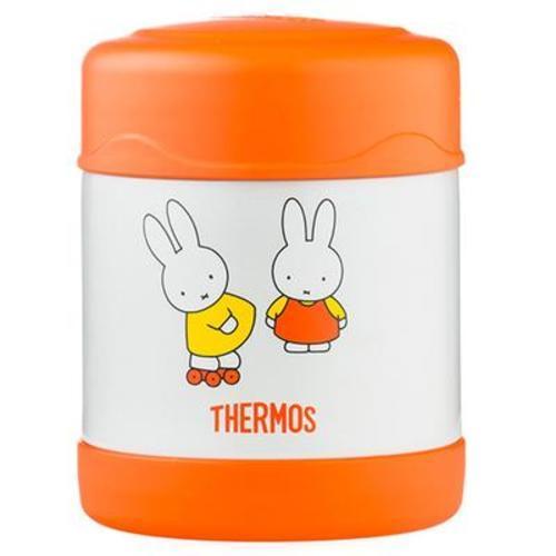 中國膳魔師 THERMOS高真空不銹鋼幼兒保溫食物罐313ml(米菲)