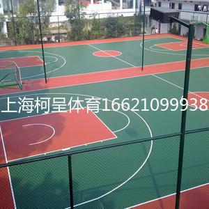 江苏职业学校篮球场