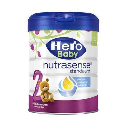 荷蘭美素Herobaby奶粉白金版2段800g