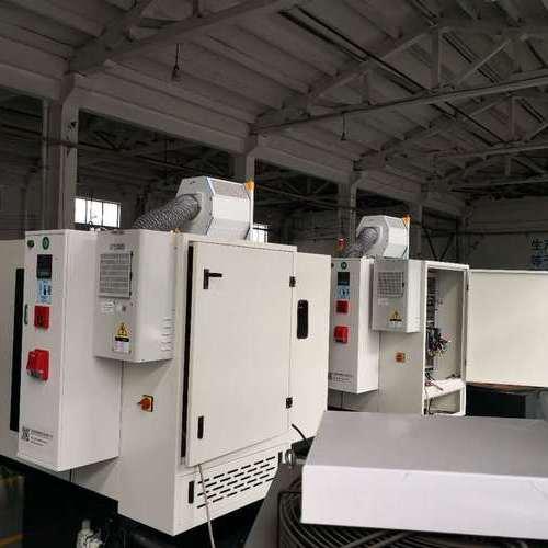CNC机床火情分析与典型应用