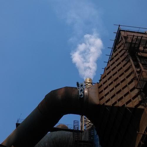 山东莱钢永锋项目湿式电除尘(雾)器装置