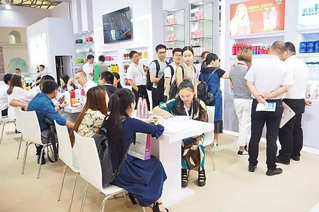 圆满落幕:广州好迪2017年上海美博会之旅
