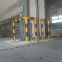 车间防撞柱