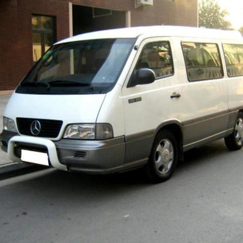 奔驰MB100 15座
