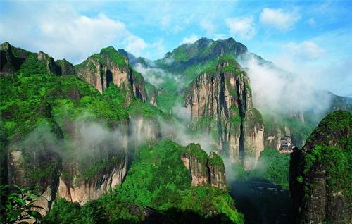 上海到雁荡山租车、包车价格