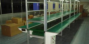 ENYU-A-4皮带生产线