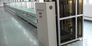 ENYU-A-2倍速链生产线(上下返板)