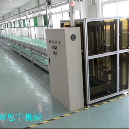 ENYU-A-2倍速鏈生產線(上下返板)